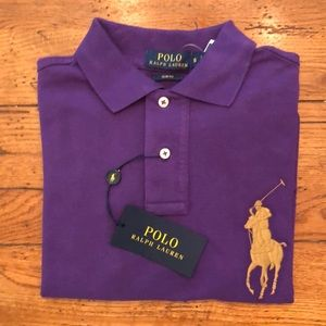 NWT - POLO Ralph Lauren Large Pony Mens Polo Shirt